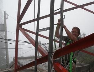 Francis Boon in Haiti 2010