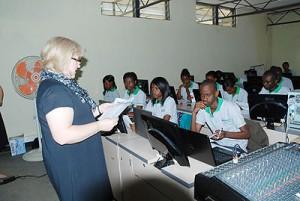 Rwanda Interns