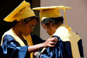 Haiti Graduates